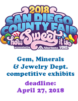 San Diego County Fair 2018